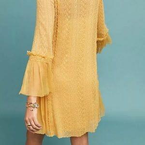 Anthropologie SEEN WORN KEPT Senji Tunic Dress G35